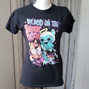 Band tee shirt